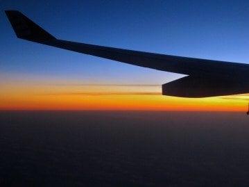Fernbeziehung - Flugzeug