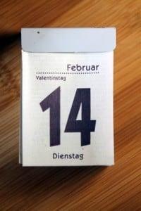 Valentinstagsgeschenk