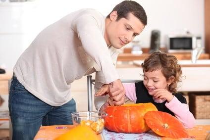 alleine mit Kind Herbsttage gestalten