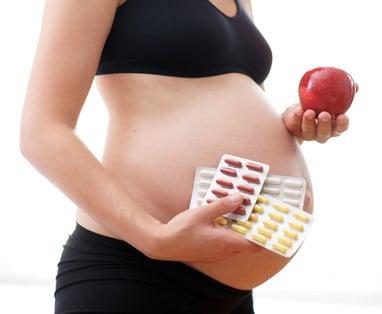 gesunde Schwangerschaft
