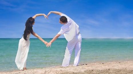 Urlaubs Tipps für Paare
