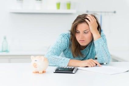 finanzielle Lage Alleinerziehender