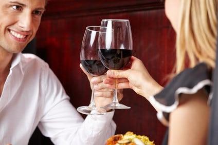 Nervositaet beim Date