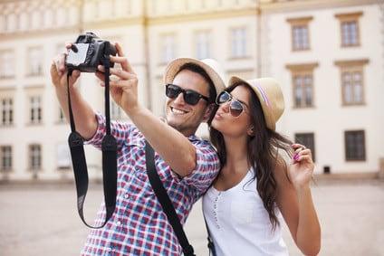 Reisen für Verliebte