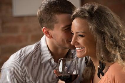 erstes Date Single-Frauen