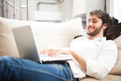 Depression des online-dating