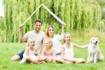 Umzug Patchworkfamilie