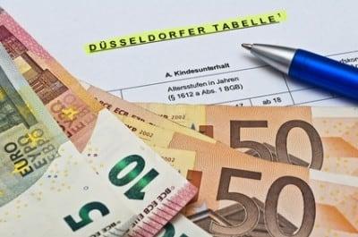 Duesseldorfer Tabelle 2017