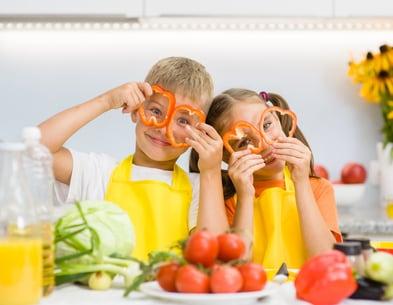 gesunde Kinder