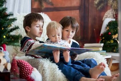 Weinachtsbuch Kinder