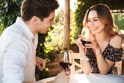 erstes Date Unterhaltung