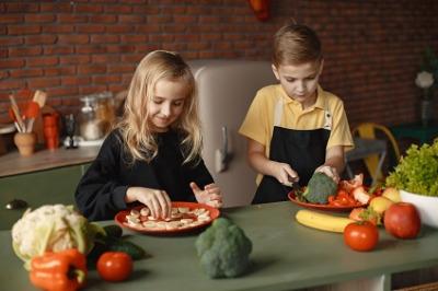 Kochen Kinder