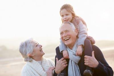 Urlaub Großeltern